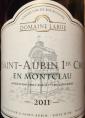 Saint-Aubin Premier Cru En Montceau