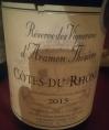 Réserve des Vignerons d'Aramon Théziers