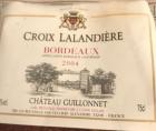 Croix Lalandière