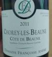 Chorey-Lès-Beaune Côte de Beaune