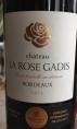 Château la Rose Gadis