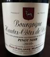 Bourgogne - Hautes-Côtes-de-Nuits