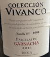 Coleccion Vivanco