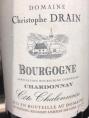 Bourgogne Chardonnay Côte Chalonnaise