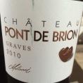 Château PONT DE BRION