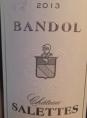 Château Salettes Bandol