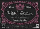 Petite Tentation - Méthode Traditionnelle