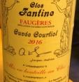 Cuvée Courtiol