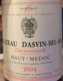 Château Dasvin-Bel-Air