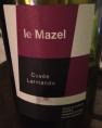 Le Mazel Cuvée Larmande