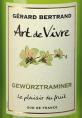 ART DE VIVRE GEWURZTRAMINER