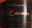 Champagne E. Lacour - Brut Rosé