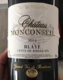 Château Monconseil - Cuvée Prestige