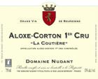 Aloxe-Corton 1er Cru - La Coutière