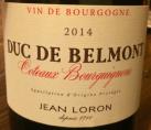 Duc de Belmont