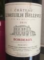 Château Lebreuilh Bellevue