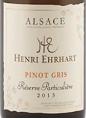 Pinot Gris - Réserve Particulière