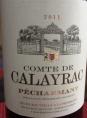 Comte de Calayrac - Pécharmant