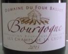 Bourgogne Les Champs de la Croix