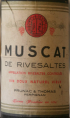 muscat de Rivesaltess