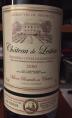Château de Lestiac Premières Côtes de Bordeaux