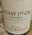Volnay Premier Cru Chevret