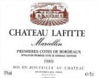Chateau Lafitte - Marcellin