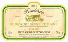 Muscadet Sèvre et Maine - Tradition