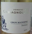 Domaine des Cassagnoles - Gros Manseng