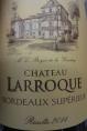 Chateau Larroque Bordeaux Supérieur