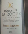 Domaine la Roche