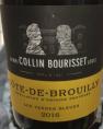 Côte de Brouilly Les Terres Bleues