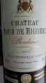 Château Tour de Bigorre Rouge