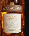 Boulaouane Cinsault Grenache