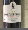 Mission Du Marquis Saint-Estèphe