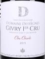 Givry 1er Cru Clos Charlé