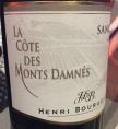 La Côte des Monts Damnés
