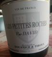 Les Petites Roches par David