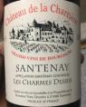 Les Charmes Dessus - Château de la Charrière