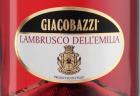 Giacobazzi Lambrusco rosé