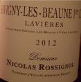 Savigny-Lès-Beaune Lavières