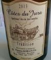 Côtes du Jura Tradition