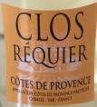 Clos Réquier