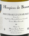 Meursault-Charmes 1er cru - Cuvée Albert Grivault
