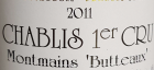 Chablis 1er Cru - Montmains