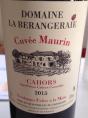 Cahors Cuvée Maurin