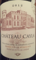 Château Cayla