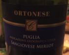 Sangiovese - Merlot Ortonese