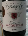 Domaine de la Brunely Vacqueyras