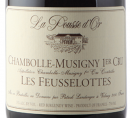 CHAMBOLLE MUSIGNY 1er cru Les Feussellottes